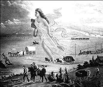 The Angel of Manifest Destiny