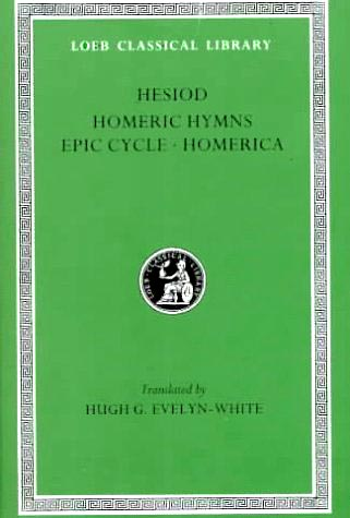 Homeric Hymns of Hesiod