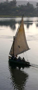 Sail on the Nile