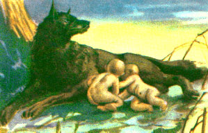 The Wolf as Wet Nurse