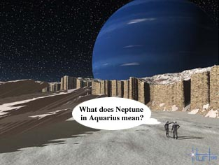 Neptune in Aquarius