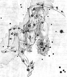 The Constellation Perseus