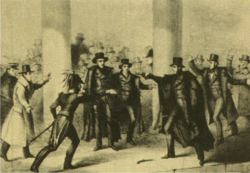 Jackson Assassination attempt